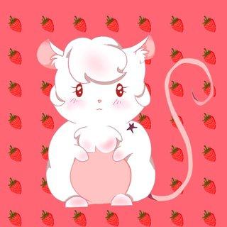 Snowy Lab Rat