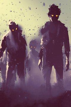 Truyện Đế Chế Zombie