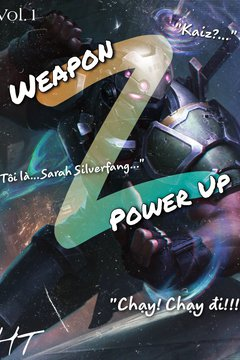 Weapon Z: Power Up