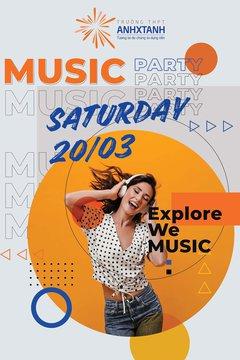 Truyện Music Party On Tet